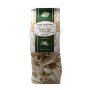 Paccheri Trafilati al Bergamotto Artigianali 500 G
