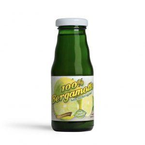 Puro succo di Bergamotto 100% senza zuccheri aggiunti (12 bottiglie da 20cl)