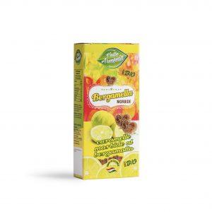 Bergamella caramelle biologiche al bergamotto 100 gr