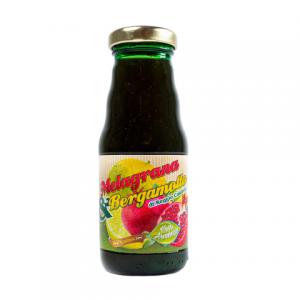 Succo di bergamotto e melagrana da spremuta 200ml conf. 12 Pz